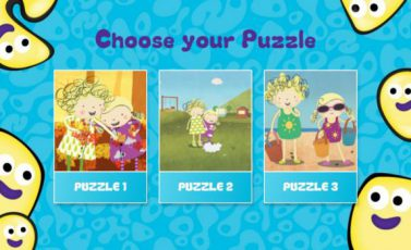 Nelly and Nora: Jigsaw Puzzles