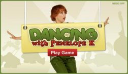 Penelope K, by the way: Dancing with Penelope K