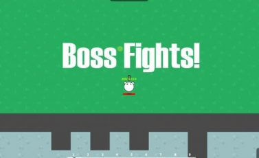 Boss Fights!