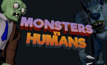 Monsters VS Humans !