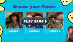 Andy's Wild Adventures: Jigsaw Puzzles