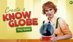 Penelope K, by the way - Create a Know Globe